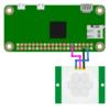 Raspberry Piで人感センサー