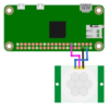 【Python】Raspberry Piで人感センサー