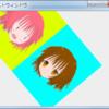 【Java】アフィン変換で画像などを回転させる